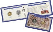 ROMAN COIN PACK (REPLICAS) - MILITARY CAMPAIGNS & REBELLION